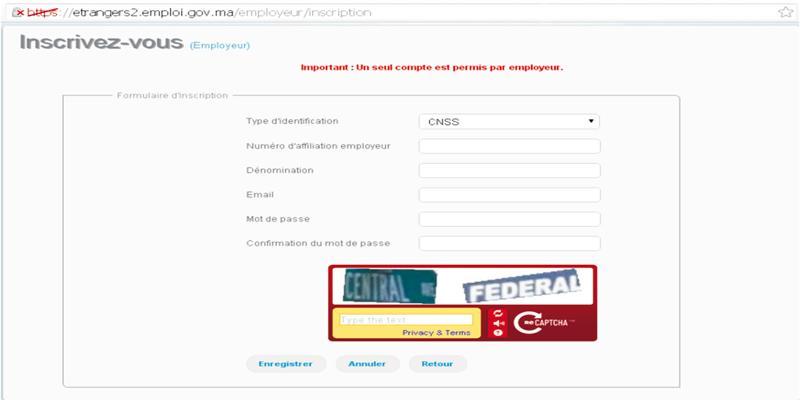 Permis de travail pour étrangers: La procédure électronique devient obligatoire