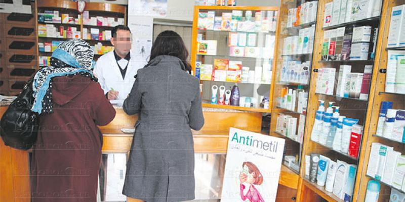 Une application pour faciliter la gestion des pharmacies