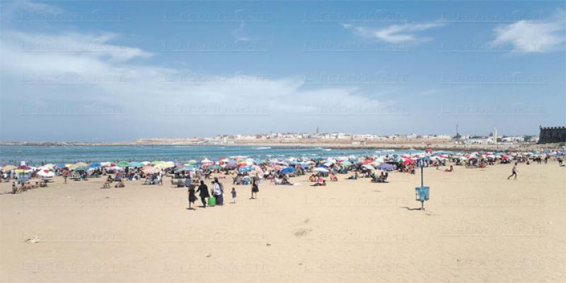 Tourisme/Rabat: Fermeture des plages, le coup de grâce