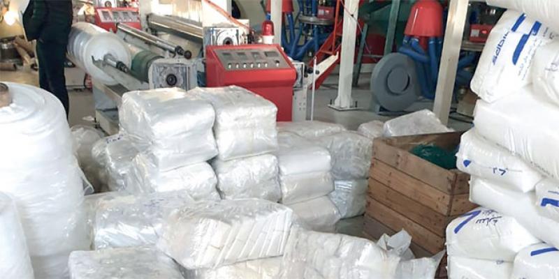 Plasturgie: Le plan de sauvetage de Maroc PME