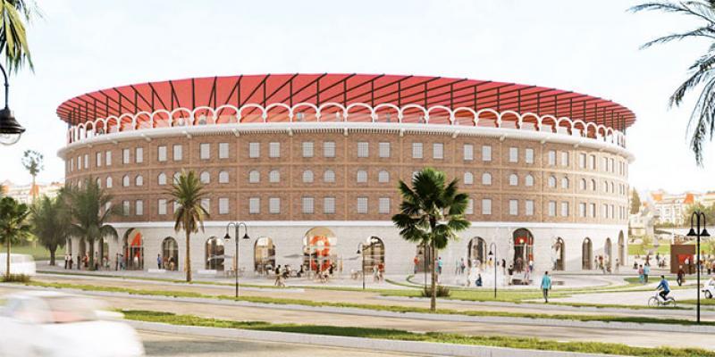 Une deuxième vie pour la Plaza Toro à Tanger