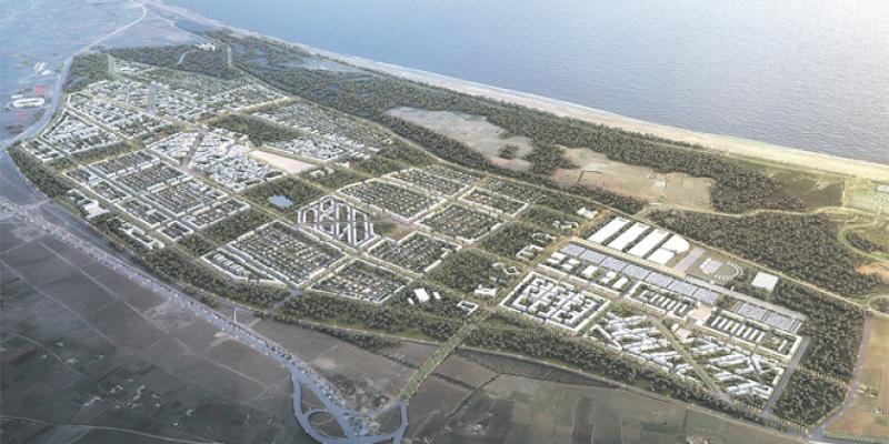 Immobilier/Pôle urbain Mazagan: Une éco-cité orientée savoir et innovation