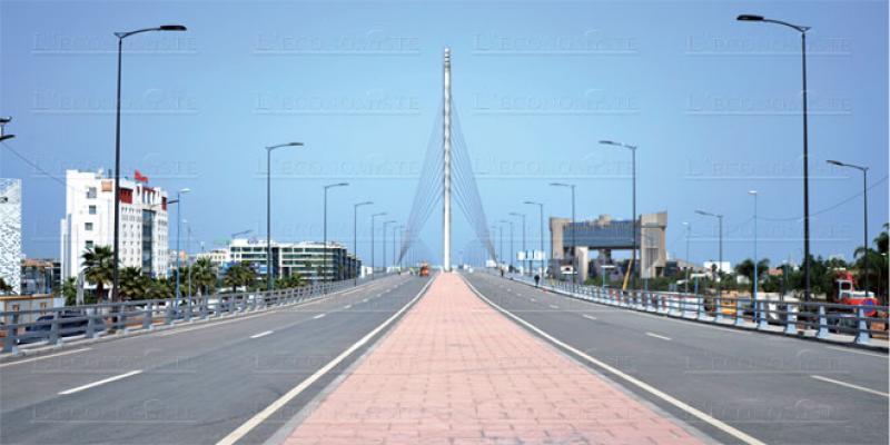 Pont à haubans de Sidi Maârouf: Les automobilistes s'impatientent!