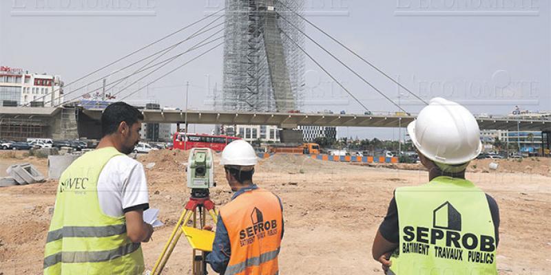 Casablanca: Le Pont à haubans livré fin 2018