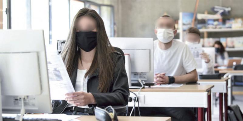 France: Le port du masque obligatoire dans les entreprises
