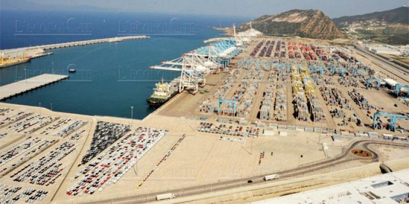 Ports: TangerMed premier en Afrique