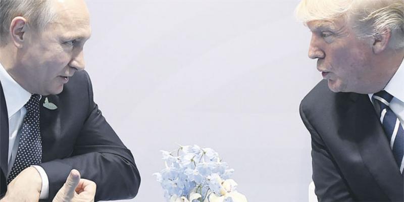 Etats-Unis/Russie: Tensions autour de l'Ukraine
