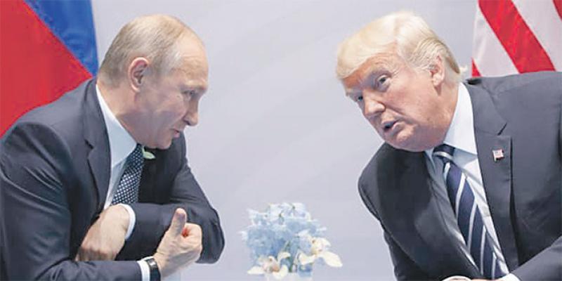 Qui est le plus menaçant, Trump ou Poutine?