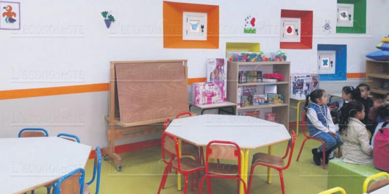 Préscolaire: Les enfants ruraux laissés pour compte