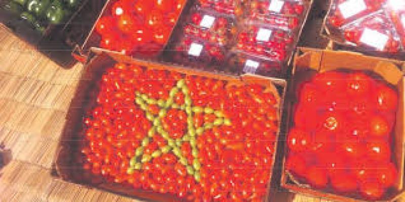 Primeurs: Croissance à deux chiffres de l'export