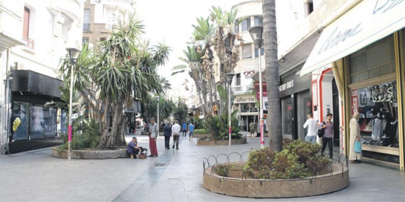 Casablanca: Une seconde vie pour la rue Prince My Abdellah?