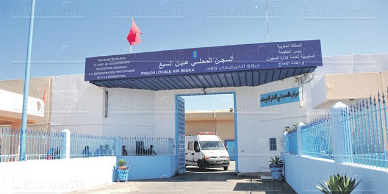 Prisons: Aujjar durcit le contrôle
