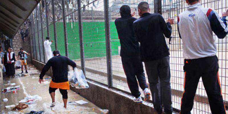 Record pour les prisons françaises