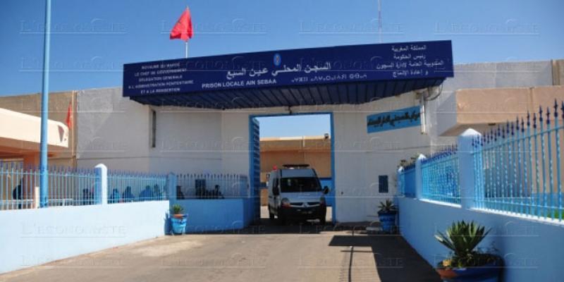 Coronavirus - Mesures préventives pour plus de 80.000 détenus