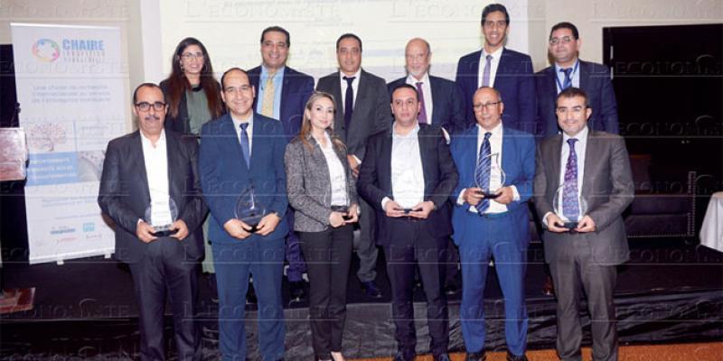 Promotion de la diversité: Six organisations auréolées