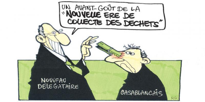 Enquête L'Economiste-Sunergia/Propreté des villes: Casablanca, mauvais élève!