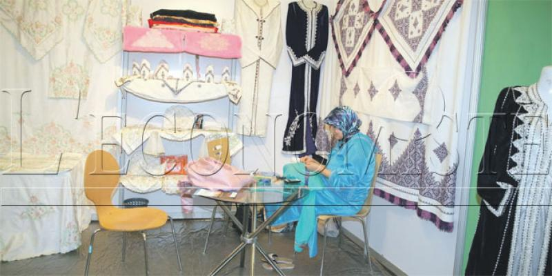 Rabat: Un cachet international pour l'artisanat