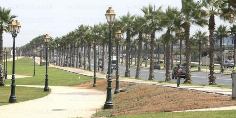 Rabat poursuit les chantiers de sa corniche