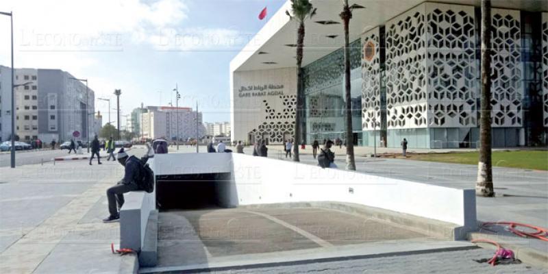 Rabat renforce son parc de parkings souterrains