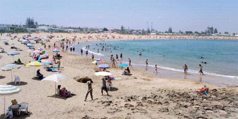 Vacances d'Été: Depuis Rabat, un chapelet de plages sur l'Atlantique