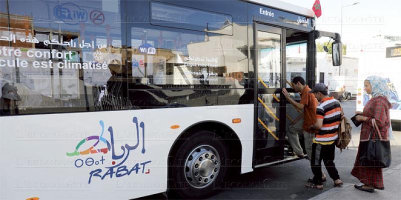 Rabat/Transport urbain: C'est parti pour la nouvelle société