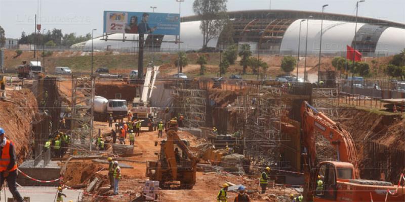 Rabat: Deux trémies pour décongestionner le trafic