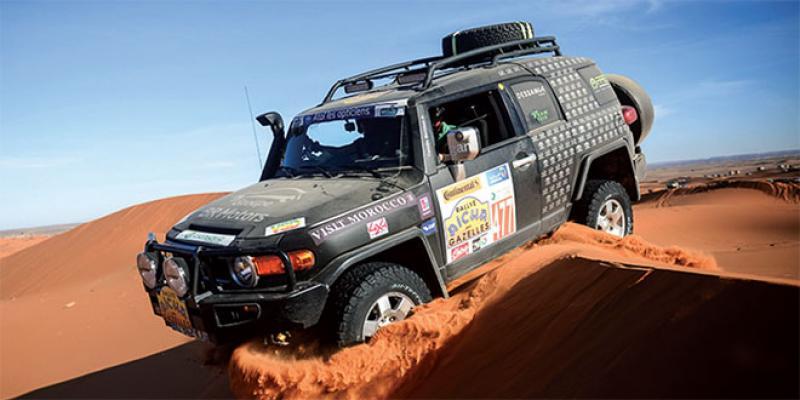 Rallye Aicha des Gazelles revient sur les pistes