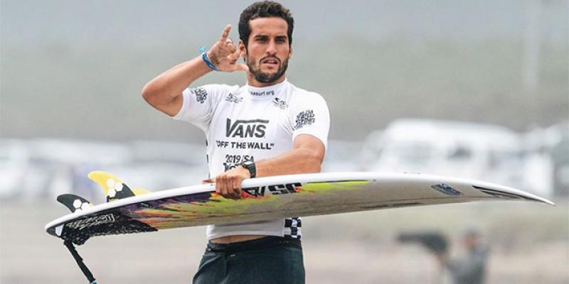 VIDEO/ Surf: Ramzi Boukhiam remporte l'épreuve Oi Hang Loose au Brésil