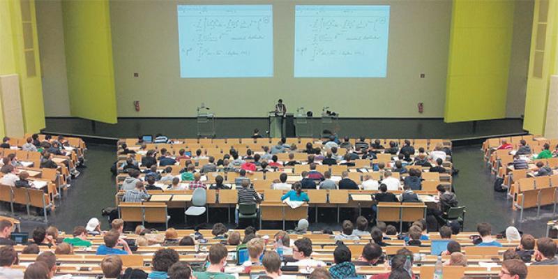 Enseignement - Effectifs universitaires: La massification continue