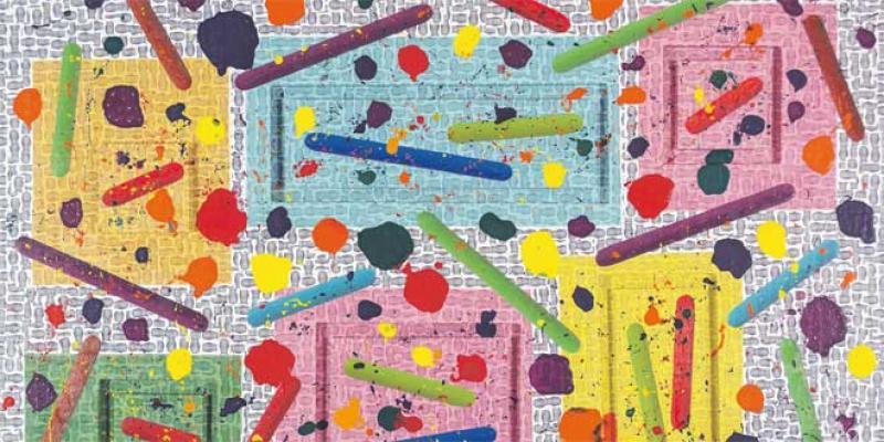 Vue «Recto-Verso» de Hicham Benohoud
