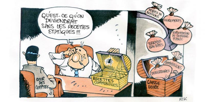 Rapport de la Cour des comptes/Gestion des déchets: Rabat ne prépare pas ses contrats
