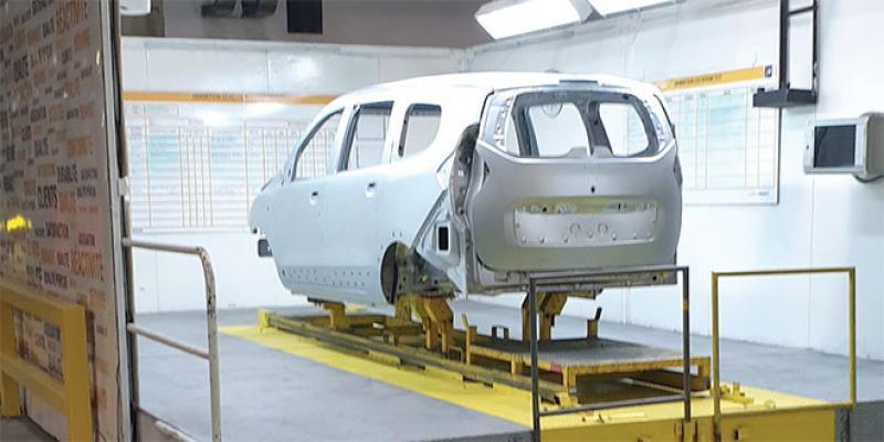 Renault adapte son outil industriel
