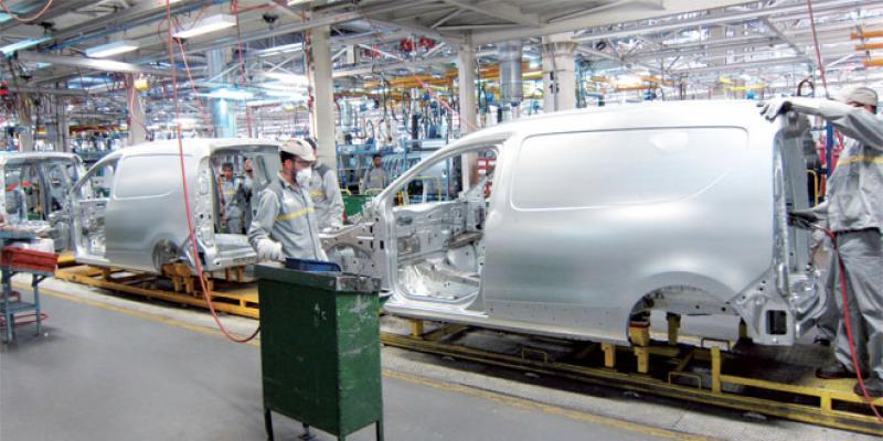 Renault renouvelle ses modèles fabriqués à Tanger