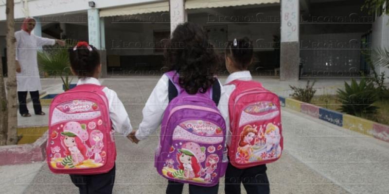 Rentrée scolaire: Les mille et un chantiers de cette année