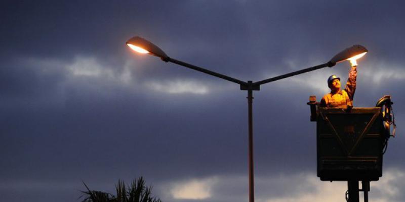 Kénitra veut réduire sa facture d'éclairage public