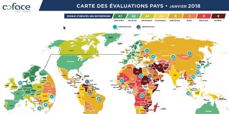 Risque d'impayés : Le Maroc conserve sa note