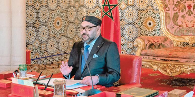 Conseil des ministres Deux projets de lois approuvés