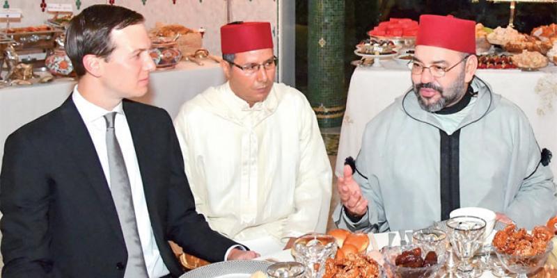 Moyen-Orient: Le Maroc consulté sur le plan de paix américain
