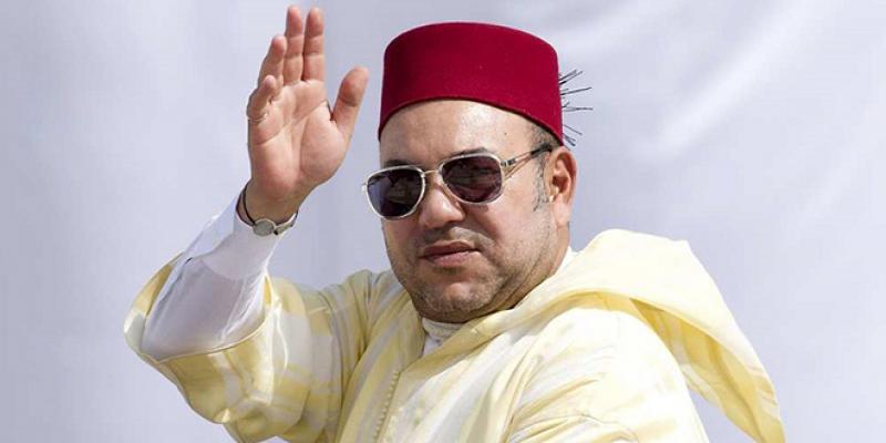 Trump accorde la Légion du mérite au Roi Mohammed VI