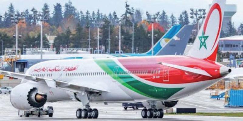 Royal Air Maroc: Un nouveau dispositif commercial déployé