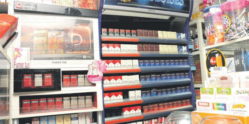 Tabac: Le principe du prix plancher fait son entrée