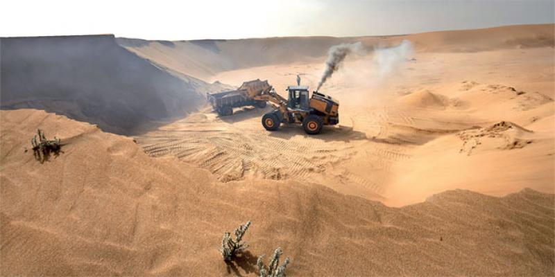 Géopolitique du sable: Une ressource aussi sensible que le pétrole