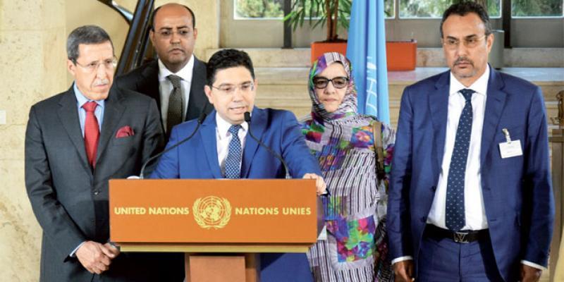 Sahara: Le Maroc s'accroche au référentiel onusien