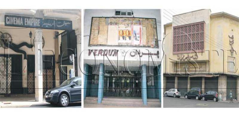 Cinéma: Les salles historiques réussiront-elles à sauver leurs derniers murs?