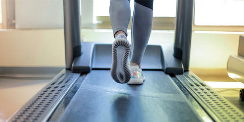 Les salles de fitness à bout de souffle