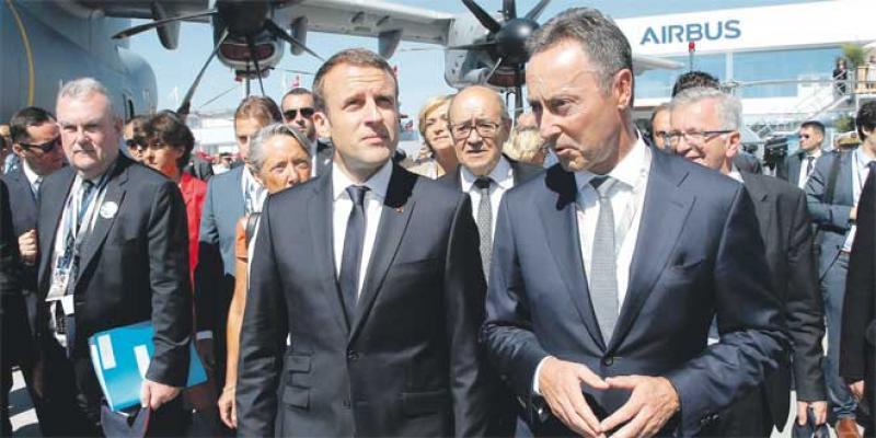 Salon du Bourget à Paris: Pluies de commandes dès le premier jour