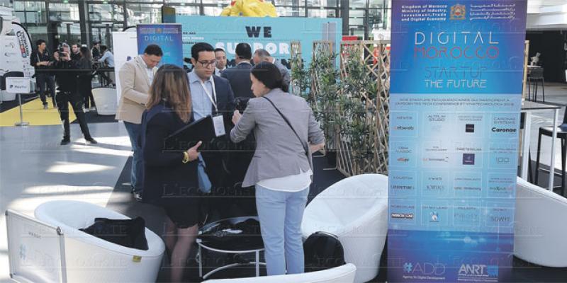 Digital: Le Maroc en force au salon Vivatech de Paris