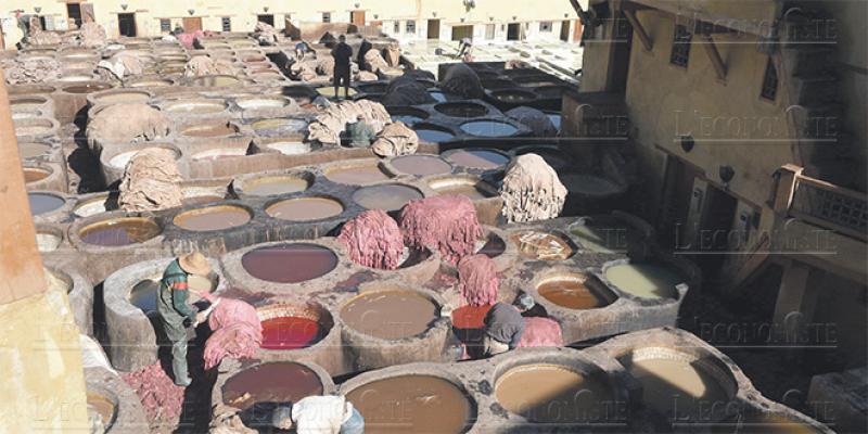 Fès tient son salon national du cuir-De notre correspondant permanent, Youness SAAD ALAMI