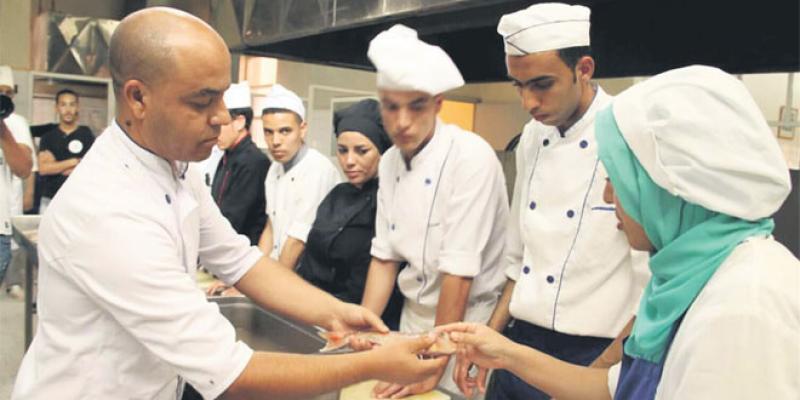 Samak Talent: L'art culinaire des produits de mer en compétition