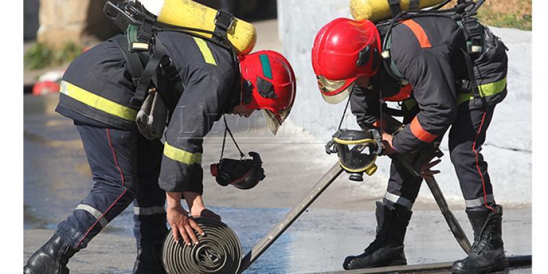 Salé : Décès d'un enfant de 5 ans suite à un incendie